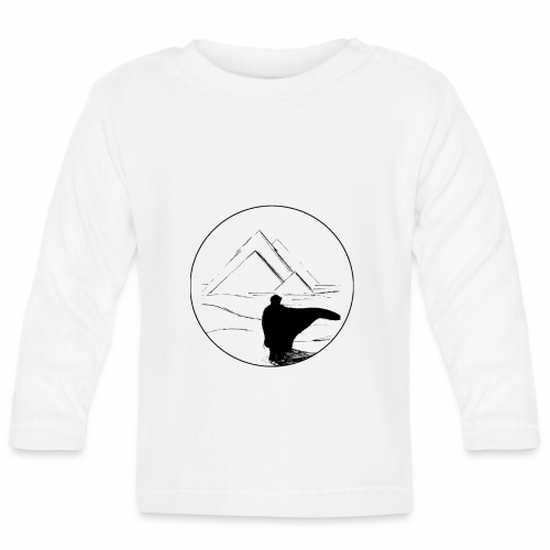 black desert - T-shirt manches longues Bébé