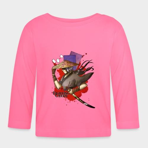 Fighting cards - Guerrier - T-shirt manches longues Bébé
