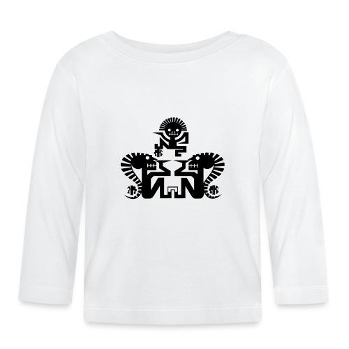 Etruskie Logo Ich Troje 1997 - Koszulka niemowlęca z długim rękawem