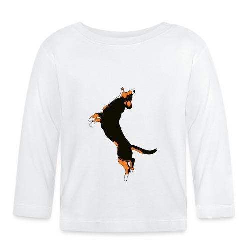 Entlebucher - Långärmad T-shirt baby