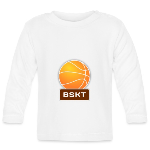 Basket - Camiseta manga larga bebé