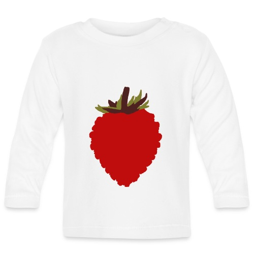 Wild Strawberry - Baby Long Sleeve T-Shirt