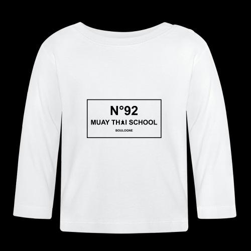 MTS92 N92 - T-shirt manches longues Bébé