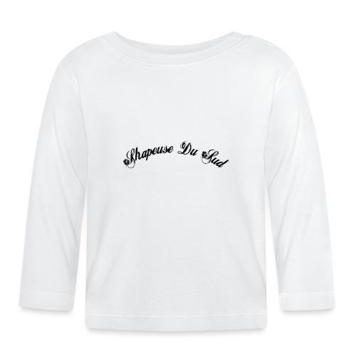 bitmap png - T-shirt manches longues Bébé