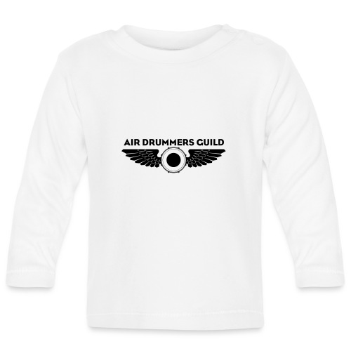 ADG Drum'n'Wings Emblem - Baby Long Sleeve T-Shirt