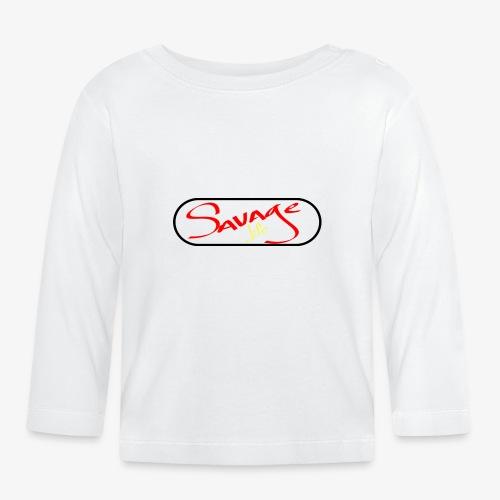 Savage Life - Camiseta manga larga bebé