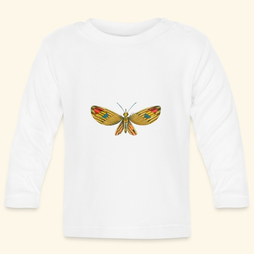 combat butterfly - Maglietta a manica lunga per bambini