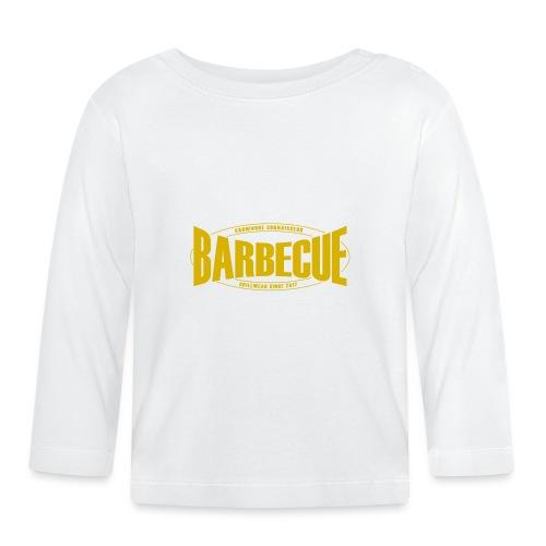 Barbecue Grillwear since 2017 - Grillshirt - T-Shi - Baby Langarmshirt