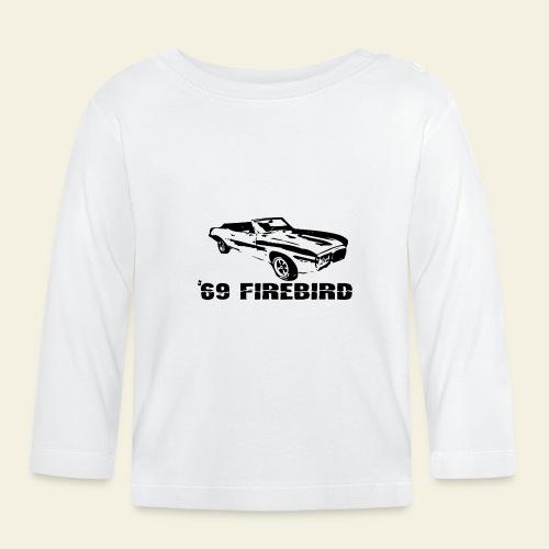 firebird small - Langærmet babyshirt