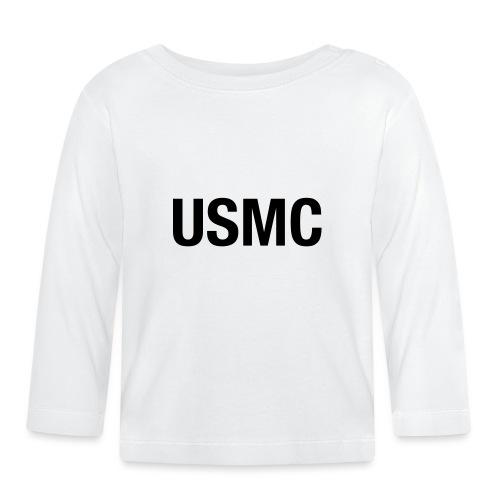 USMC - Baby Long Sleeve T-Shirt