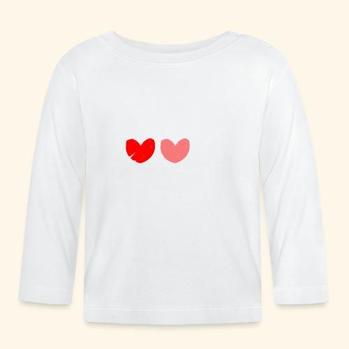 3hrts - Langærmet babyshirt