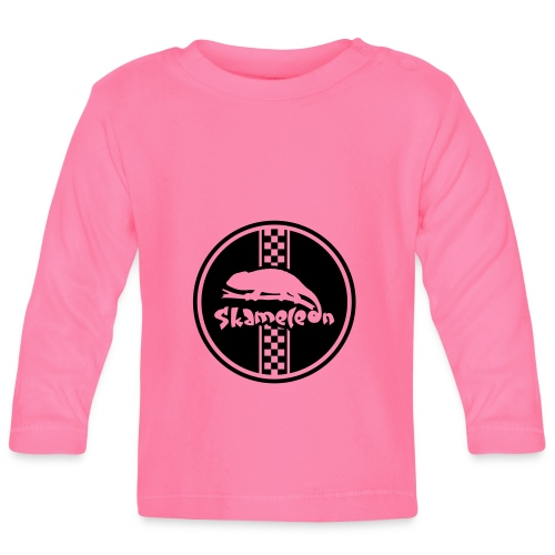 skameleon Logo - Baby Langarmshirt