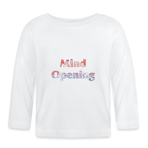 Mind Opening - Baby Long Sleeve T-Shirt