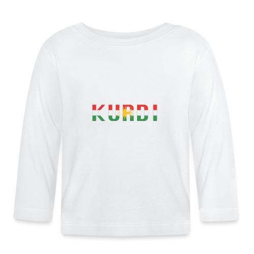 KURDI LOGO - Baby Langarmshirt