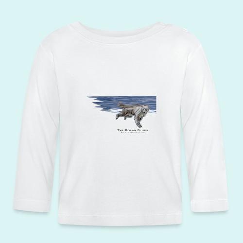 Polar-Blues-SpSh - Baby Long Sleeve T-Shirt