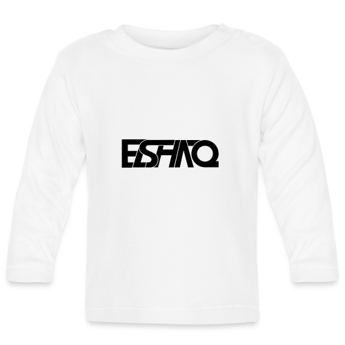 elshaq black - Baby Long Sleeve T-Shirt