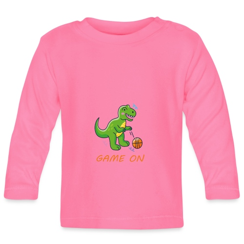 GAME ON - Baby Long Sleeve T-Shirt