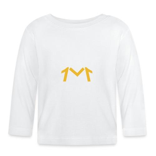1M, LE LOGO DE L'UNIVERS - T-shirt manches longues Bébé