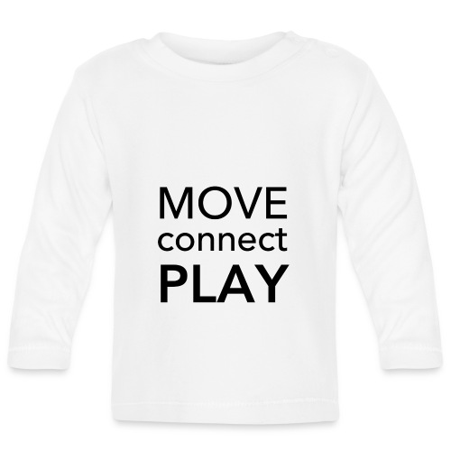 Move Connect Play - AcroYoga International - Baby Long Sleeve T-Shirt