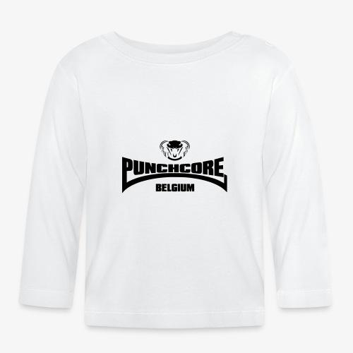 PUNCHCORE BELGIUM - T-shirt manches longues Bébé