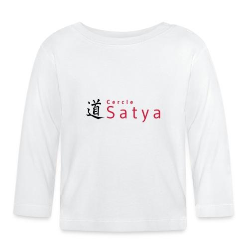 logo inline - T-shirt manches longues Bébé