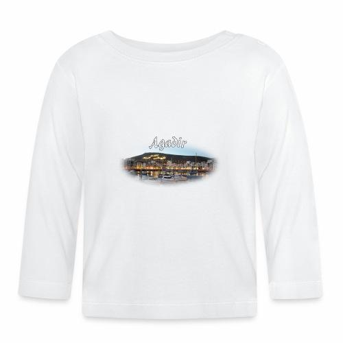 Agadir, Morocco - Baby Long Sleeve T-Shirt