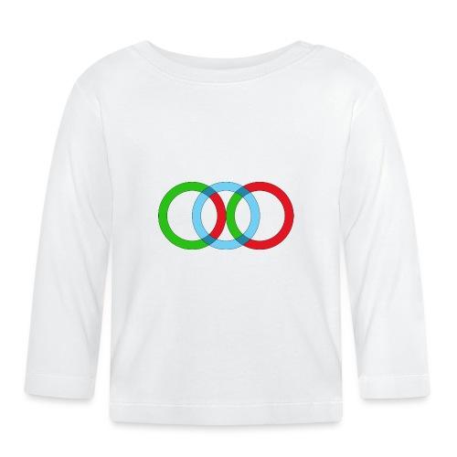 OLIMPIA-png - Maglietta a manica lunga per bambini