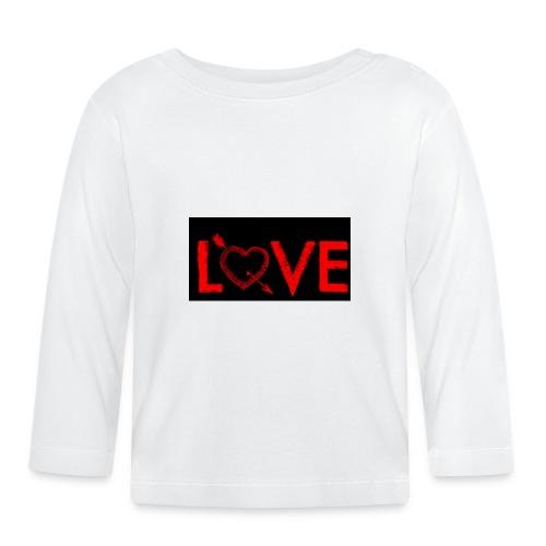 Baby's Love Dream Wear - Baby Long Sleeve T-Shirt