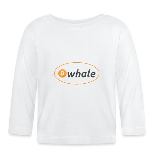 Bitcoin Whale - Baby Long Sleeve T-Shirt