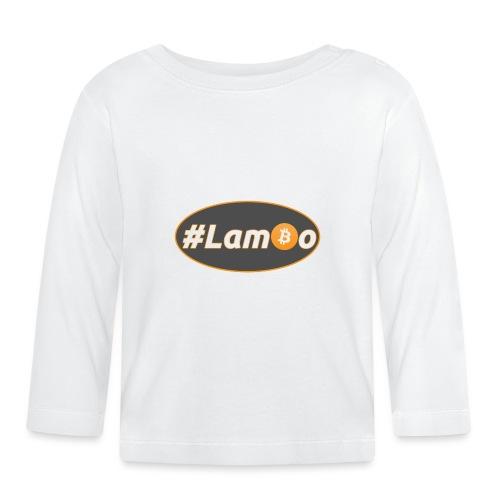 Lambo - option 2 - Baby Long Sleeve T-Shirt