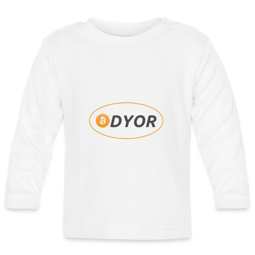 DYOR - option 2 - Baby Long Sleeve T-Shirt