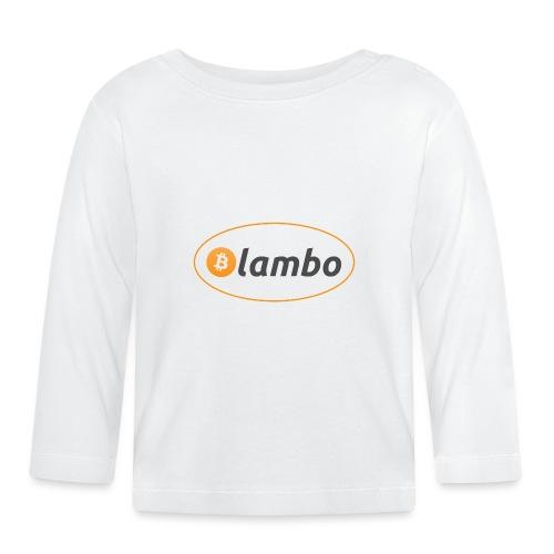 Lambo - option 1 - Baby Long Sleeve T-Shirt