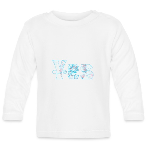 Yes - Baby Long Sleeve T-Shirt