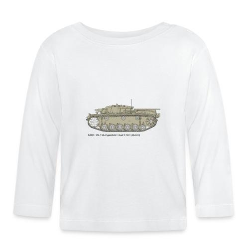 Stug III Ausf D. - Baby Langarmshirt