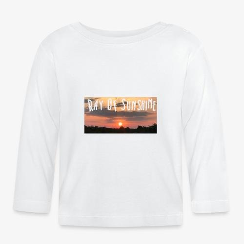 Ray of sunshine - Baby Long Sleeve T-Shirt