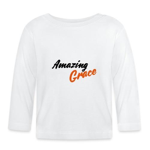 amazing grace - T-shirt manches longues Bébé