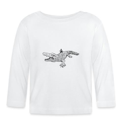 JUANCHO RIDES AGAIN MASTER - Baby Long Sleeve T-Shirt