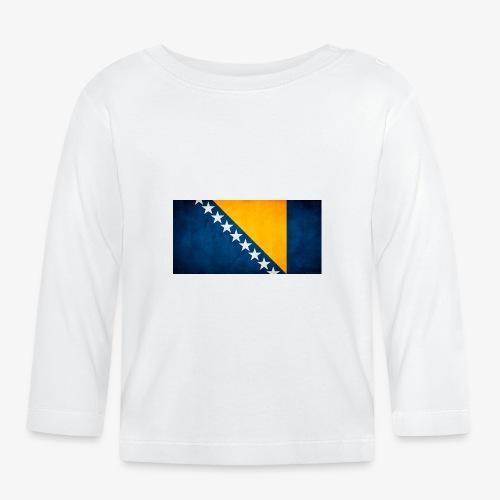 Bosnia and Herzegovina Countries Flag Artwork - T-shirt