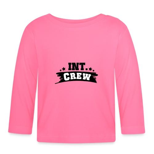 International Crew T-Shirt Design by Lattapon - Langærmet babyshirt