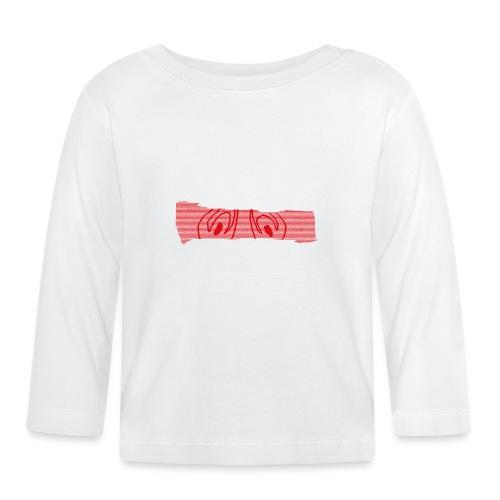 abderyckie linie - Koszulka niemowlęca z długim rękawem