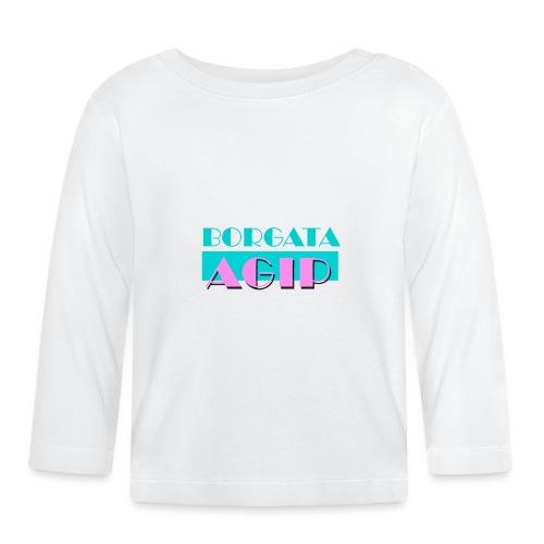 BORGATA AGIP - Maglietta a manica lunga per bambini