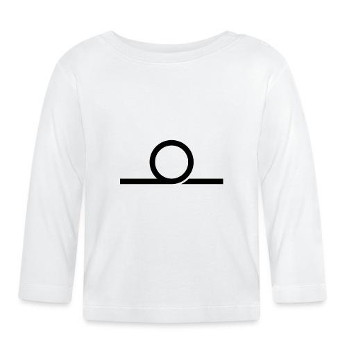 WHEEL LONG png - Baby Long Sleeve T-Shirt