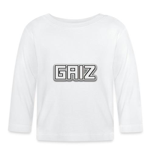 Gaiz-senza colore bimbi - Maglietta a manica lunga per bambini