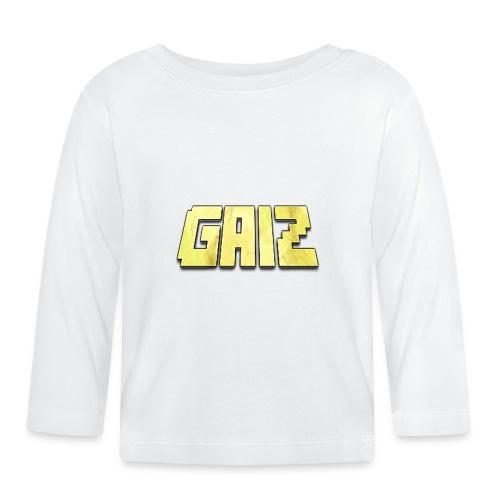 POw3r-GADGET - Maglietta a manica lunga per bambini