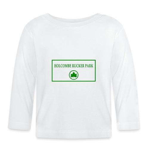 RuckerPark - Maglietta a manica lunga per bambini