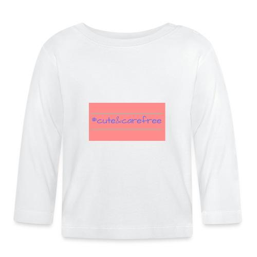 Cute & Carefree - Baby Long Sleeve T-Shirt