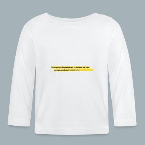 Nederlandse Grondwet T-Shirt - Artikel 90 - T-shirt