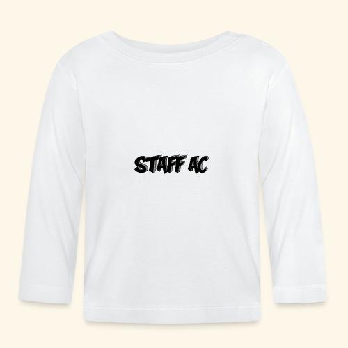 staffacbk - Maglietta a manica lunga per bambini