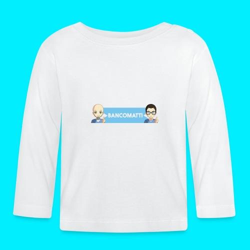 BANCOMATTI UN CASH BACK - Maglietta a manica lunga per bambini