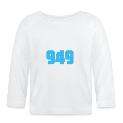 949blue - Baby Langarmshirt